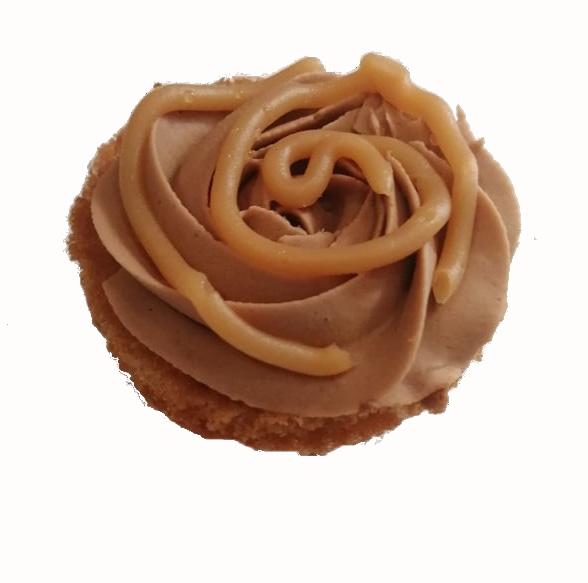 Cupcakes au caramel