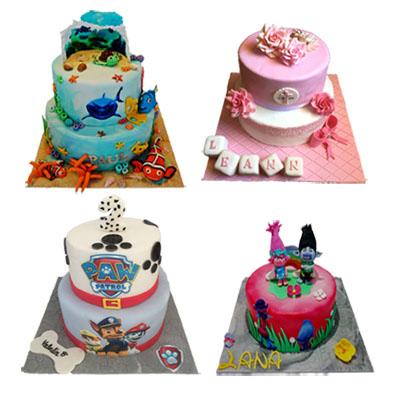 - Cake Design sur mesure