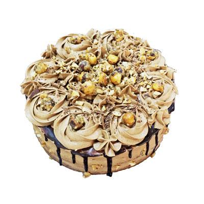 Layer cake au praliné