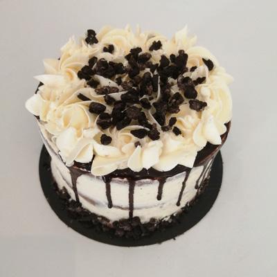 Layer cake aux oréos